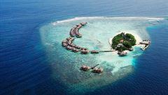 Bora Bora či Mauricius. Podívejte se na nejkrásnější ostrovy na světě