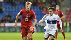 Kanonáda na závěr neúspěšné kvalifikace. Češi rozstříleli San Marino 5:0