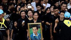 V Thajsku vrcholí přípravy na královský pohřeb. Mrtvé tělo už vidělo 12 milionů lidí