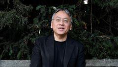 Letošní Nobelovu cenu za literaturu získal britský spisovatel Kazuo Ishiguro