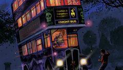 Sirius Black se vrátil. V novém ilustrovaném vydání Jima Kaye