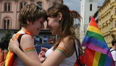 Podpora osobností by nám zlepšila život, míní čeští homosexuálové