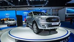 Ford plánuje snižovat náklady a vsadí na výrobu SUV a elektromobilů