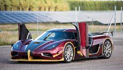 Švédský Koenigsegg porazil Bugatti. Zrychlit na 400 km/h a zastavit zvládl za 36 sekund