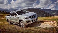 Renault i Mercedes vezou do Evropy vlastní pick-upy. Chtějí těžit z obliby velkých aut