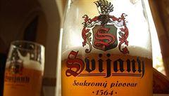 Známý český pivovar Svijany plánuje otevřít pobočku v Gruzii