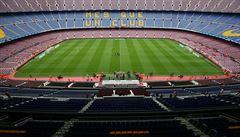 Barcelona hrála kvůli násilí při referendu poprvé v historii bez diváků