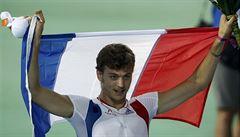 Nejúspěšnější atlet ME? Bezesporu francouzský sprinter Lemaitre