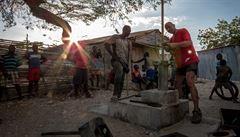 HEJTY Z HAITI: 'Makáme jak černý'