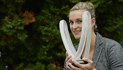 Hrdinka. Špotáková dostala Cenu Věry Čáslavské za zásluhy o sport žen