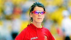 Olympijská šampionka ve výšce Beitiaová končí. Je to naše hrdinka, zní ze Španělska