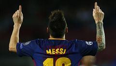 Messi má další rekord, k tomu absolutnímu mu chybí 117 branek