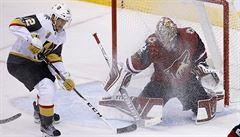 Tomáš Nosek vstřelil historicky první gól Vegas v základní části NHL