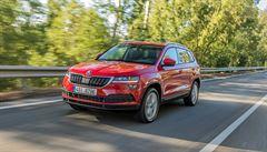 Škoda Karoq by se mohla montovat v Bratislavě. Tamní továrna VW potřebuje zajistit zaměstnanost