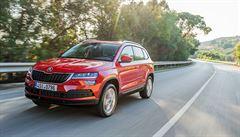 Škoda Auto začala prodávat nové SUV Karoq. Do příštího roku jich plánuje vyrobit 100 000