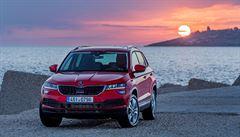 Titul Auto roku letos získala Škoda Karoq