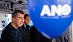 Median: Volby by v červenci vyhrálo ANO se 30 procenty hlasů. Do sněmovny by se dostalo celkem osm stran