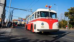 Praha začala testovat 'trolejbusy' a plánuje další rozvoj elektrobusů