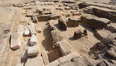 V Egyptě objevili nový chrám Ramesse II. Je jediným svého druhu v okolí
