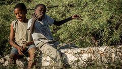 HEJTY Z HAITI: 'Oni fakt nic nemají'. Vše je luxus