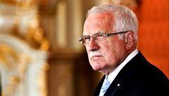 Klaus: Pro ODS a ČSSD se stala politika byznysem, proto je voliči opustili