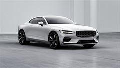 Volvo představilo značku elektromobilů Polestar. Nabízet je bude za předplatné