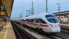 Nejrychlejší vlakové spojení z Berlína do Vídně? Vyhnout se českým kolejím