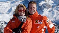 Schumacher se v kómatu zmenšil o 14 centimetrů a zhubl na 45 kilogramů