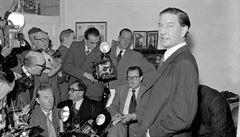 Moskva odemkla Philbyho archív. Rusové svého 'krtka' hájí, podle Britů může za smrt stovek agentů