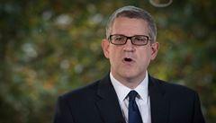 Předešli jsme 20 útokům, říká šéf britské MI5. Upozorňuje na nevyhnutelnou vlnu teroru