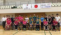 Čeští průkopníci para-badmintonu se v Japonsku učili od světové špičky
