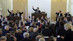 Sněmovna požádala vládu, aby zrušila memorandum o lithiu
