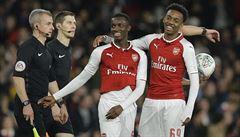 Arsenal vyhrál podeváté v řadě, Citizens ve šlágru neproměnili proti Liverpoolu penaltu
