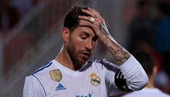 Kapitán Realu Ramos se přepočítal. Kvůli úmyslné žluté kartě si odsedí o zápas navíc