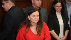 Hejtmanka Pokorná Jermanová je těhotná, ve funkci chce zůstat. Na mateřskou půjde manžel