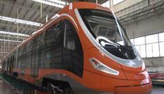 V Číně začala jezdit první tramvaj na světě s vodíkovým pohonem