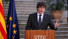 Pokud Katalánsko povede Puigdemont, Madrid mu vládu nepřenechá