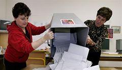 Voleb se nechce zúčastnit pětina lidí, tvrdí průzkum