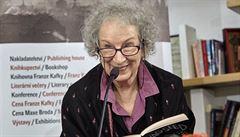 Spisovatel je jako kouzelník, říká spisovatelka Margaret Atwoodová