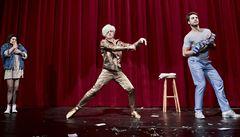 Na Nové scéně Národního divadla převrátí stereotypy o homosexuálech naruby