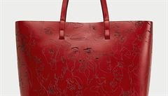 Zara si přivlastnila cizí tvář a vyrobila tašku. Mladé designéry kopíruje běžně