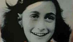 Anna Franková v dresu AS Řím. Fanoušci Lazia doplnili fotku antisemitskými komentáři