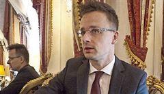 Maďarský ministr má řeckou kritiku své země a EU za bláznivou