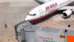 Německé aerolinky Air Berlin končí. Její poslední část koupil easyJet za miliardu korun