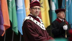Masarykovu univerzitu čeká volba rektora. Opět se hlásí Bek