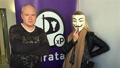 Nagyová byla náš největší dobrovolník v kampani, tvrdí marketingový 'génius' Pirátů