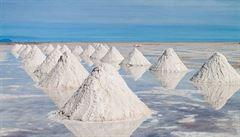 Lithium jako ropa budoucnosti. Vznikne kartel těžařů, nebo jde o bublinu?
