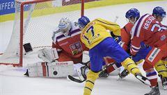 F, nebo F. Na kterého z brankářů ukáží trenéři české hokejové reprezentace?