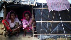 Dívku svlékli, odvlekli ke stromu s znásilnili. Rohingské ženy promluvily o zločinech