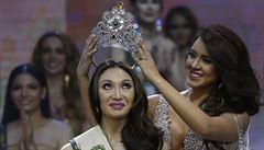 Miss Earth vyhrála Filipínka, Češka se dostala mezi prvních osm
